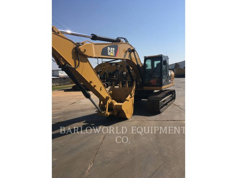 CATERPILLAR KETTEN-HYDRAULIKBAGGER 320D2L equipment  photo 2