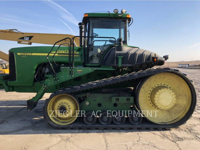 DEERE & CO. TRACTEURS AGRICOLES 9520T equipment  photo 13