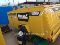Equipment photo ALLMAND MH1000 HVAC: HEATING, VENTILATION, AND AIR CONDITIONING 1