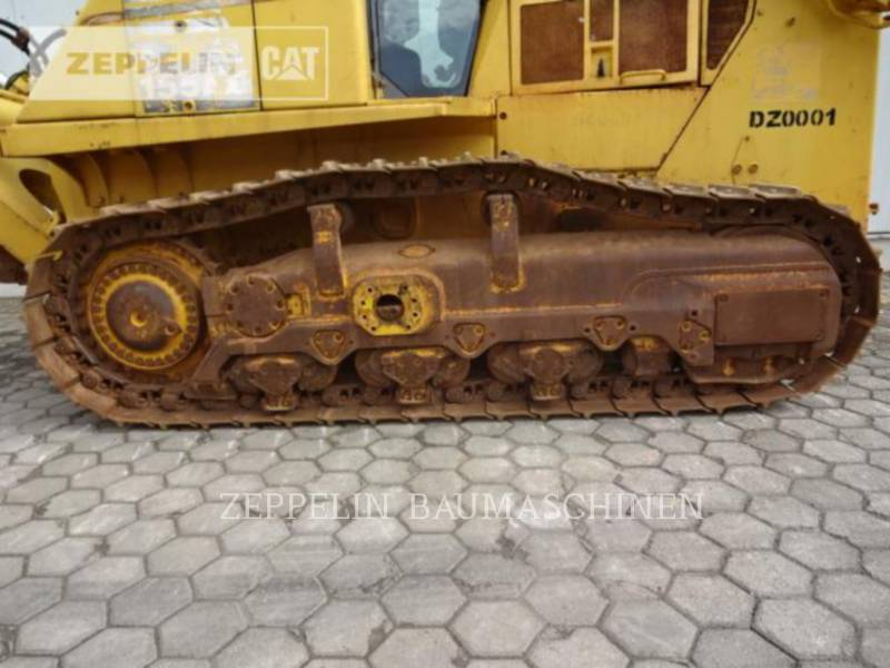 KOMATSU LTD. TRACTORES DE CADENAS D155AX-6 equipment  photo 9