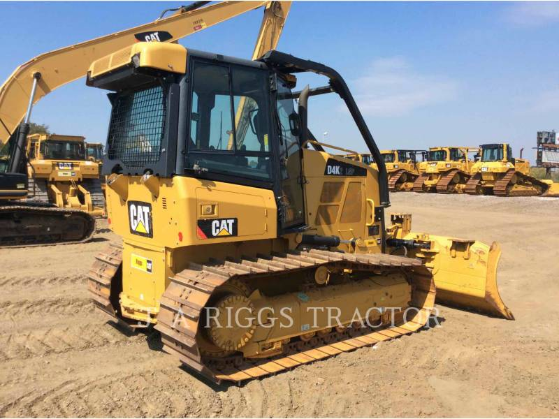 CATERPILLAR TRACTEURS SUR CHAINES D4KLGP A equipment  photo 6