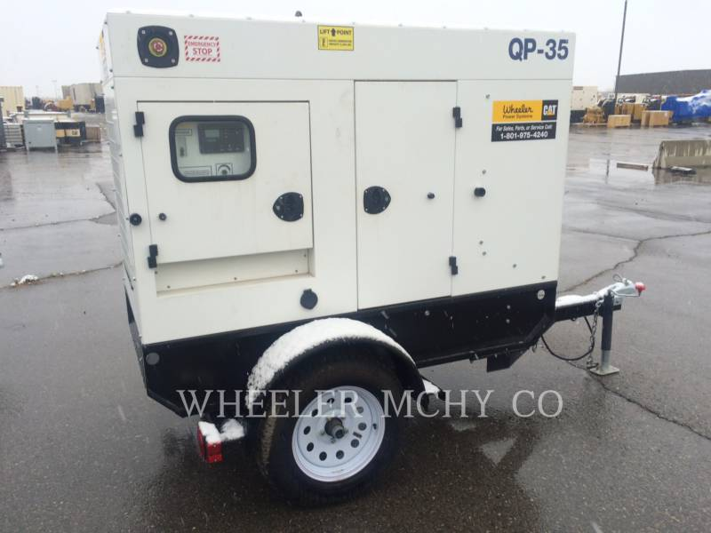 OTHER US MFGRS PORTABLE GENERATOR SETS (OBS) HANCO - QP35 equipment  photo 4