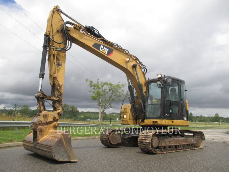 CATERPILLAR ESCAVATORI CINGOLATI 314DLCR equipment  photo 1