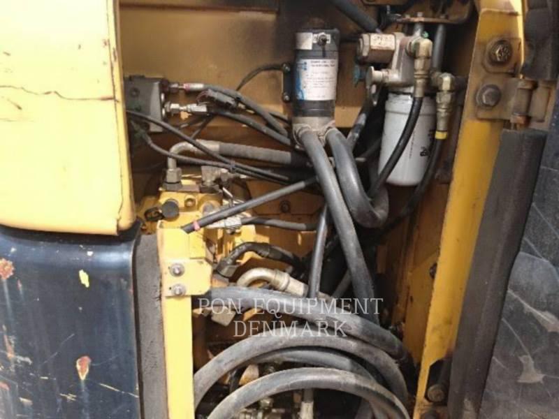 CATERPILLAR TRACK EXCAVATORS 307 C equipment  photo 7