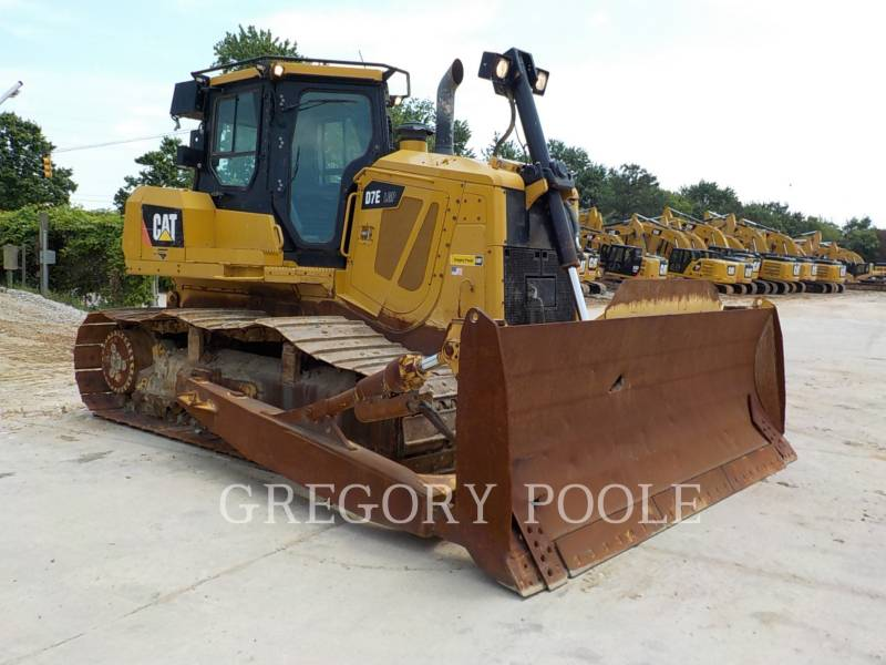 CATERPILLAR TRACTEURS MINIERS D7E LGP equipment  photo 5