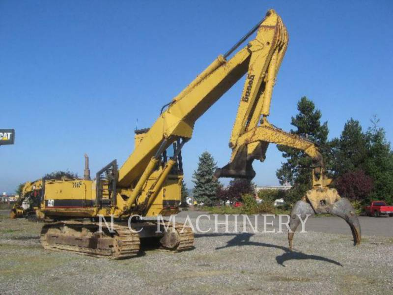 CATERPILLAR FORSTMASCHINE 235C equipment  photo 2