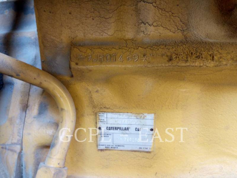 CATERPILLAR STATIONARY - DIESEL (OBS) 725 KVA equipment  photo 11