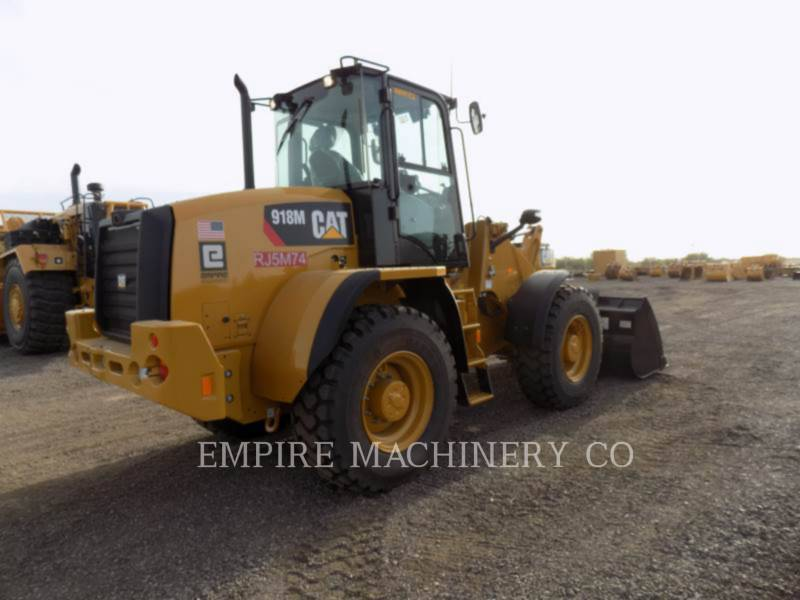 CATERPILLAR WHEEL LOADERS/INTEGRATED TOOLCARRIERS 918M CA IT equipment  photo 2