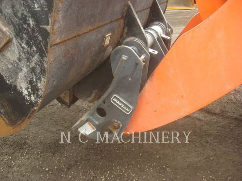 DOOSAN INFRACORE AMERICA CORP. RADLADER/INDUSTRIE-RADLADER DL200-3 equipment  photo 7