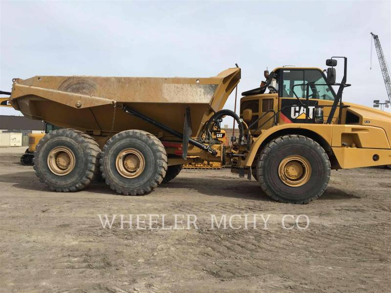 Caterpillar CAMIOANE ARTICULATE 740B TG equipment  photo 6