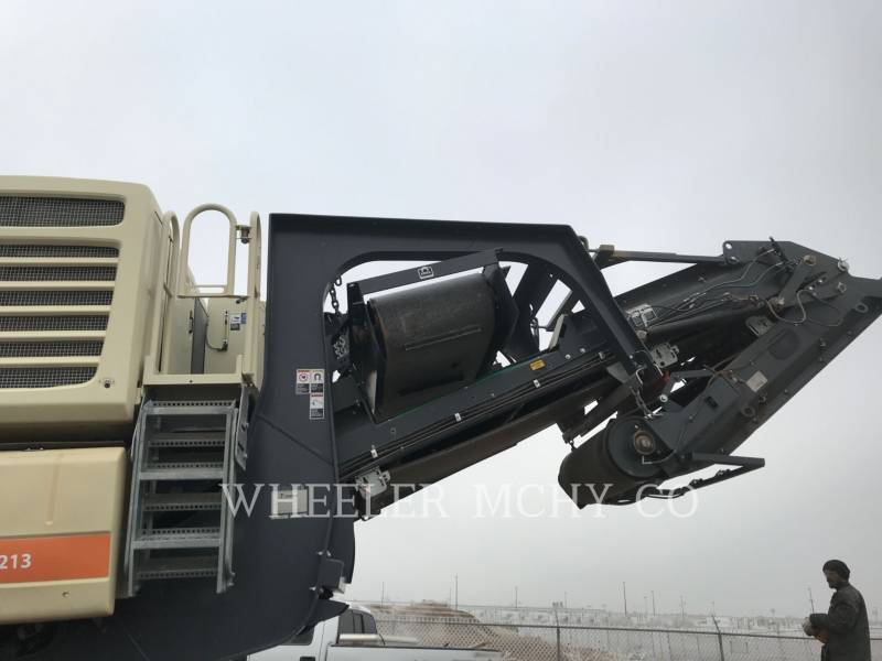 METSO CRUSHERS LT1213 equipment  photo 7