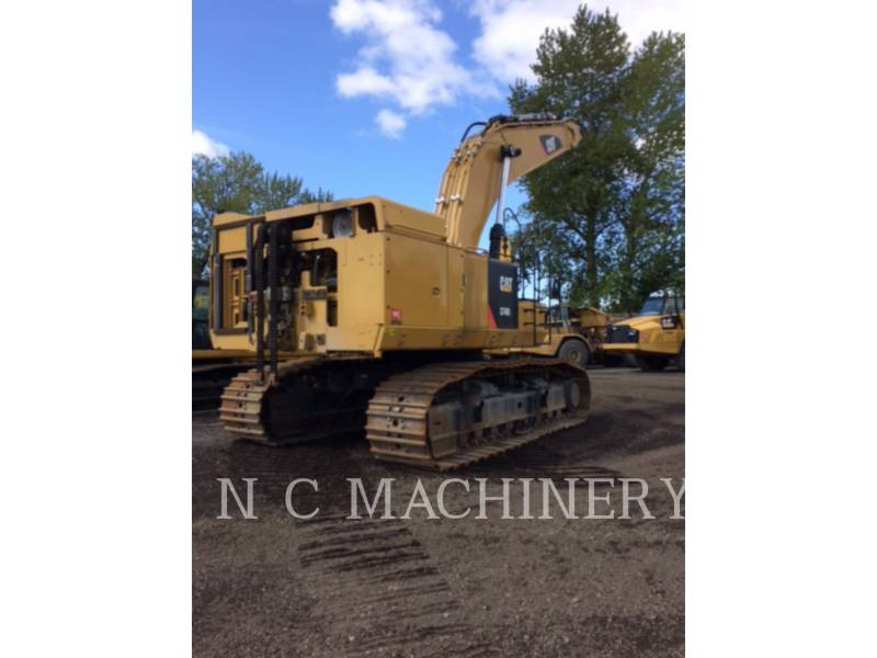 CATERPILLAR EXCAVADORAS DE CADENAS 374D L equipment  photo 1