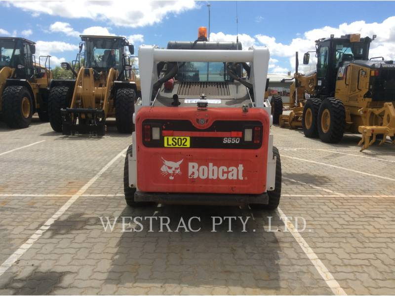 BOBCAT SKID STEER LOADERS S650 equipment  photo 8