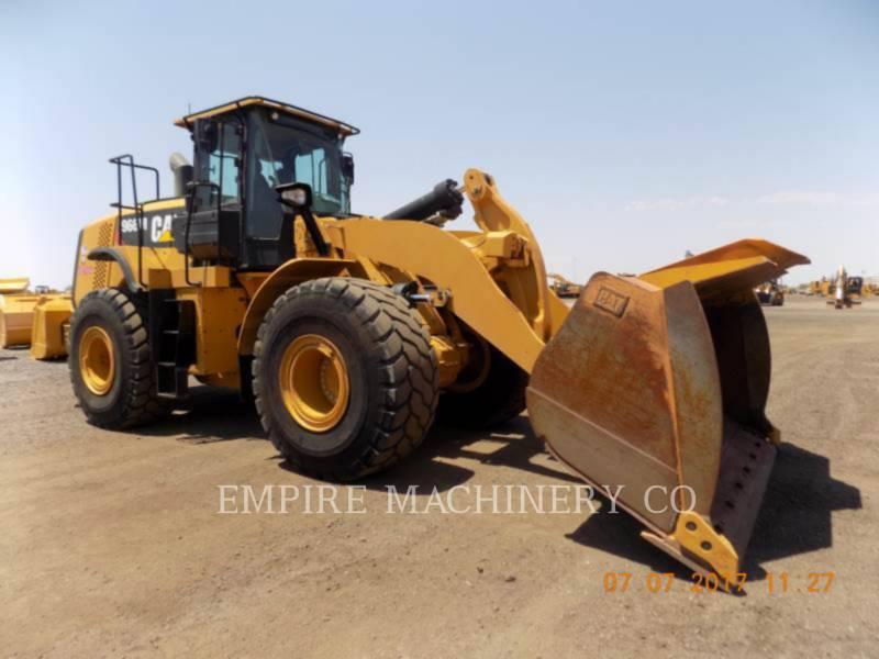 CATERPILLAR ホイール・ローダ/インテグレーテッド・ツールキャリヤ 966M equipment  photo 1