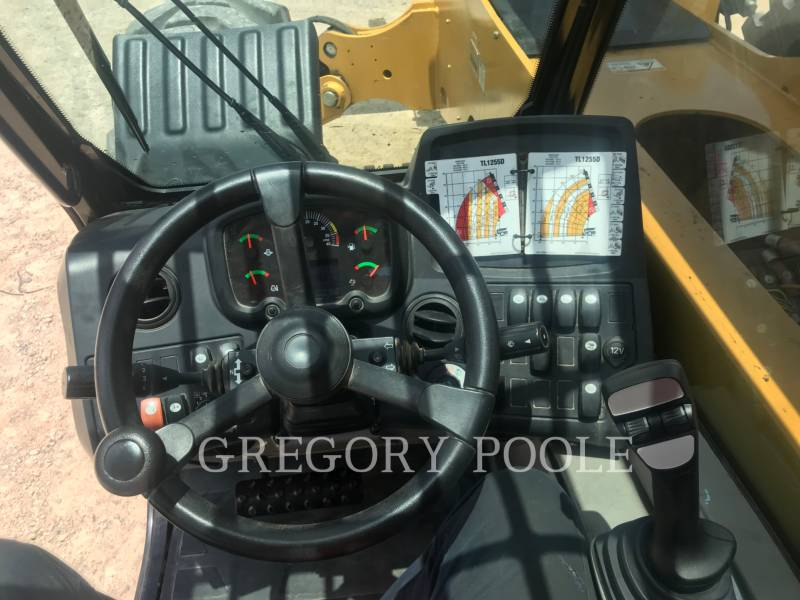 CATERPILLAR TELEHANDLER TL1255D equipment  photo 20