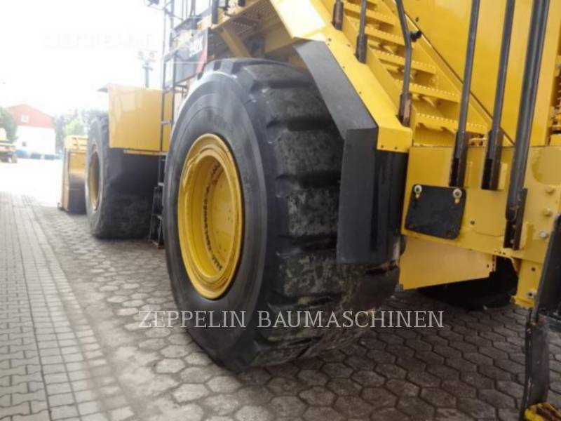 CATERPILLAR WHEEL LOADERS/INTEGRATED TOOLCARRIERS 992KLRC equipment  photo 17