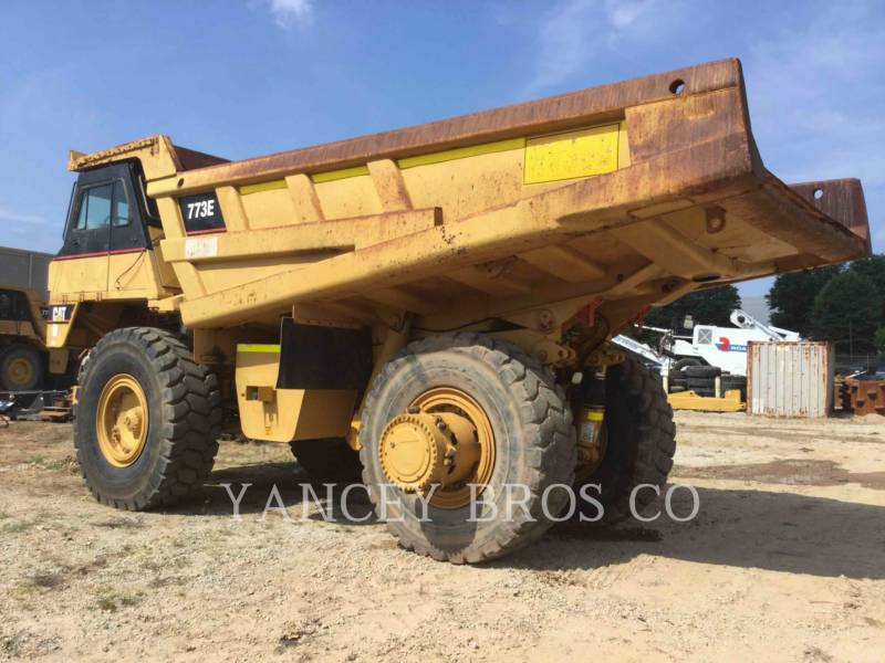 CATERPILLAR TOMBEREAUX RIGIDES POUR MINES 773E equipment  photo 2