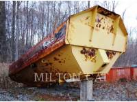 CATERPILLAR PESO - CASSONE D350E equipment  photo 2