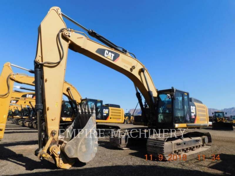 CATERPILLAR KOPARKI GĄSIENICOWE 336EL equipment  photo 4