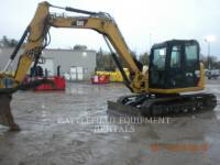 CATERPILLAR ESCAVATORI CINGOLATI 308ECRSB equipment  photo 1