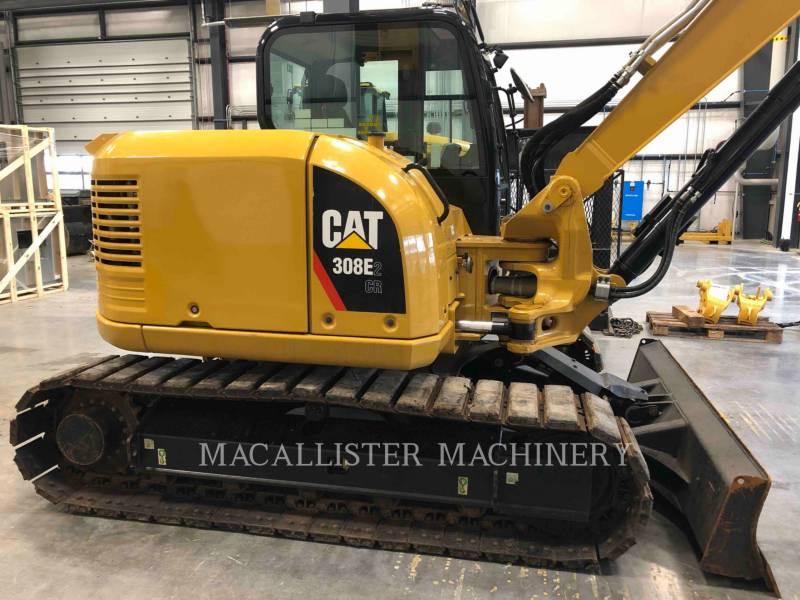CATERPILLAR TRACK EXCAVATORS 308E2 equipment  photo 10