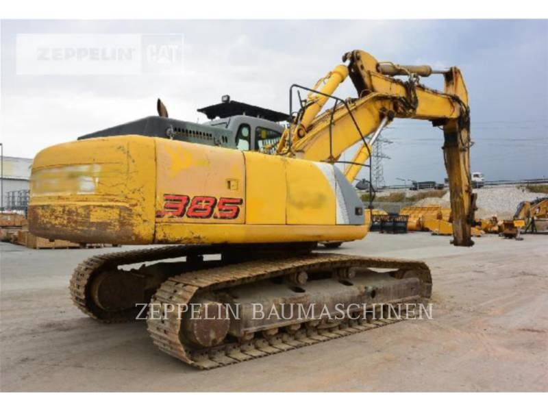 NEW HOLLAND EXCAVADORAS DE CADENAS E385 equipment  photo 6