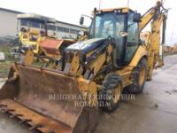 Equipment photo CATERPILLAR 428 E バックホーローダ 1