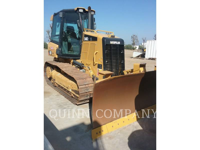 CATERPILLAR KETTENDOZER D4K2 XL equipment  photo 1