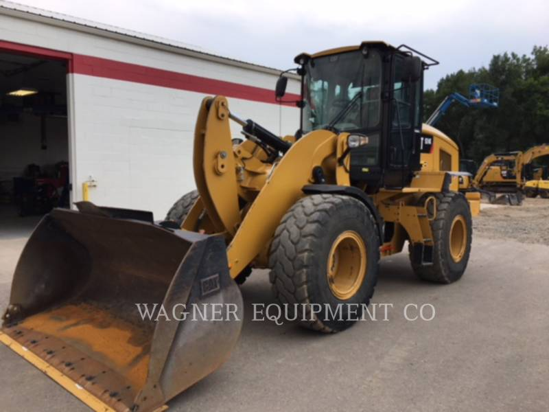 CATERPILLAR WHEEL LOADERS/INTEGRATED TOOLCARRIERS 924K equipment  photo 1