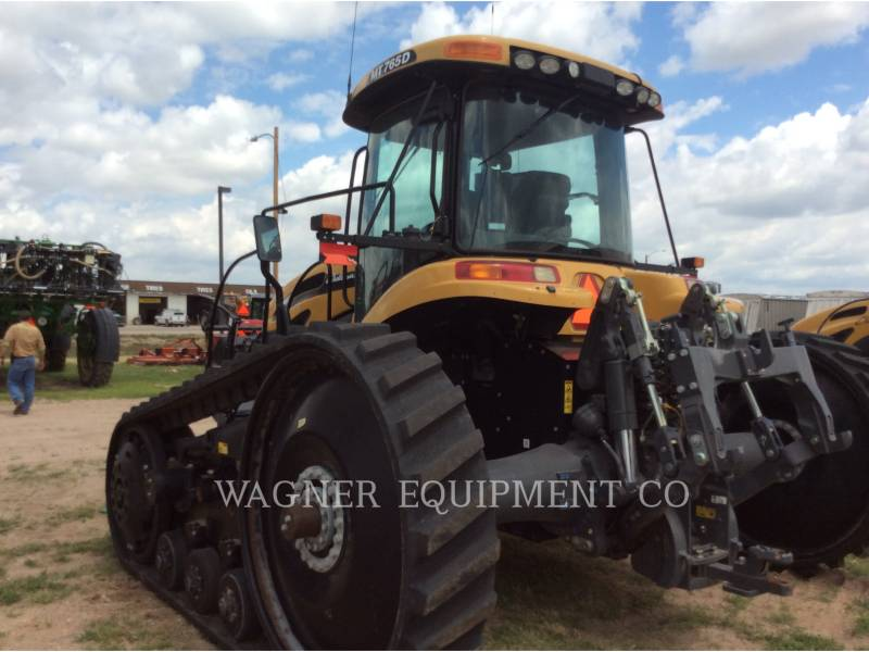 AGCO TRACTEURS AGRICOLES MT765D-UW equipment  photo 17
