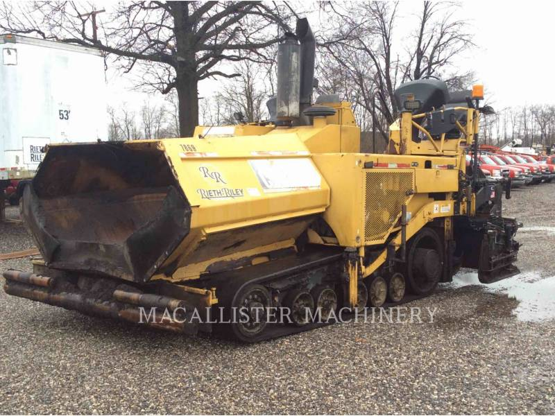 CATERPILLAR ASPHALT PAVERS AP1055D equipment  photo 1