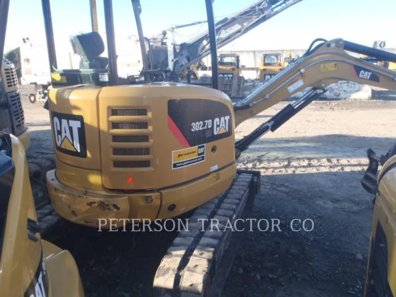 CATERPILLAR ESCAVADEIRAS 302.7D CR equipment  photo 4