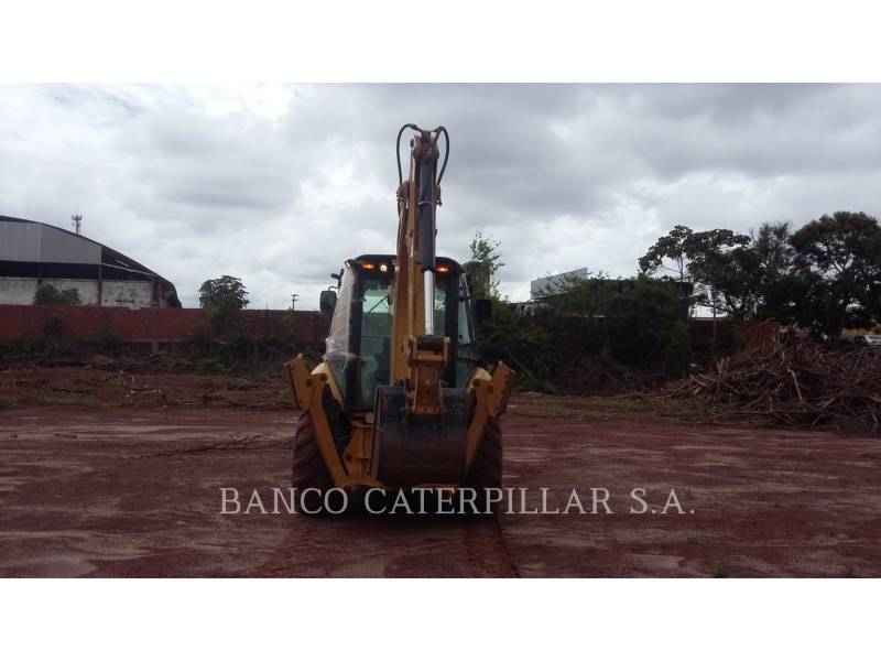 CATERPILLAR RETROEXCAVADORAS CARGADORAS 416EST equipment  photo 4