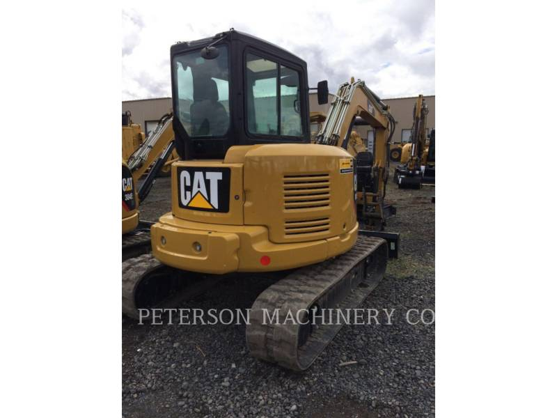 CATERPILLAR KETTEN-HYDRAULIKBAGGER 305.5E2 equipment  photo 3