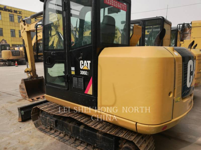 CATERPILLAR KETTEN-HYDRAULIKBAGGER 306E2 equipment  photo 10