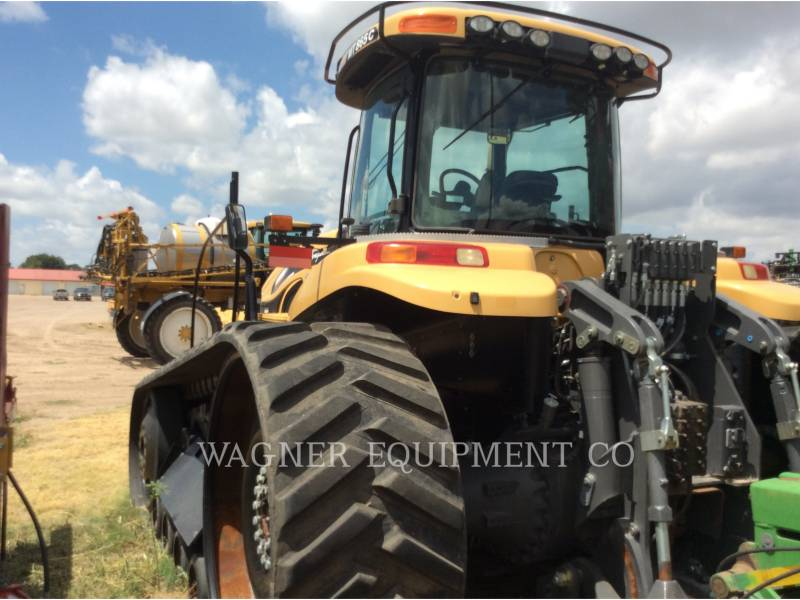 AGCO TRACTEURS AGRICOLES MT865C equipment  photo 9