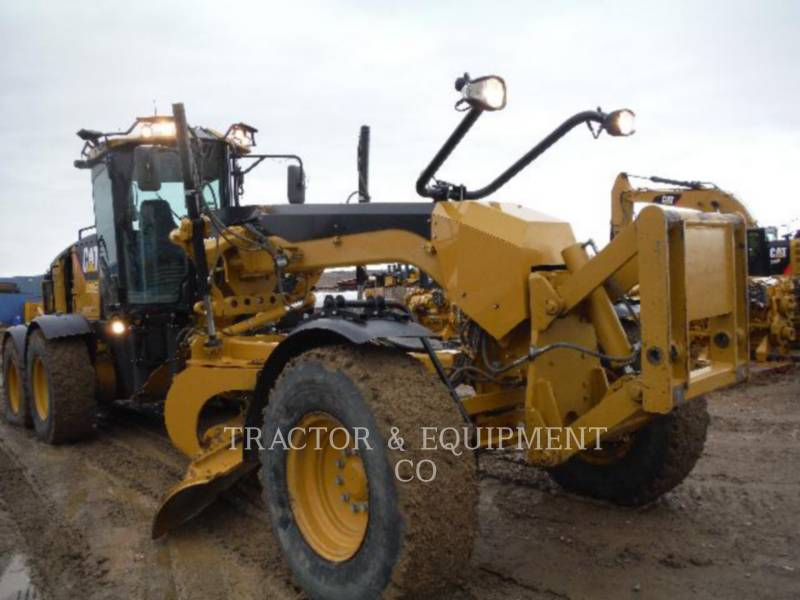 CATERPILLAR モータグレーダ 160M equipment  photo 2