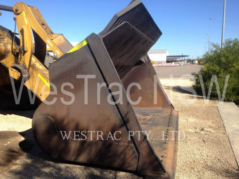CATERPILLAR RADLADER/INDUSTRIE-RADLADER 992G equipment  photo 7