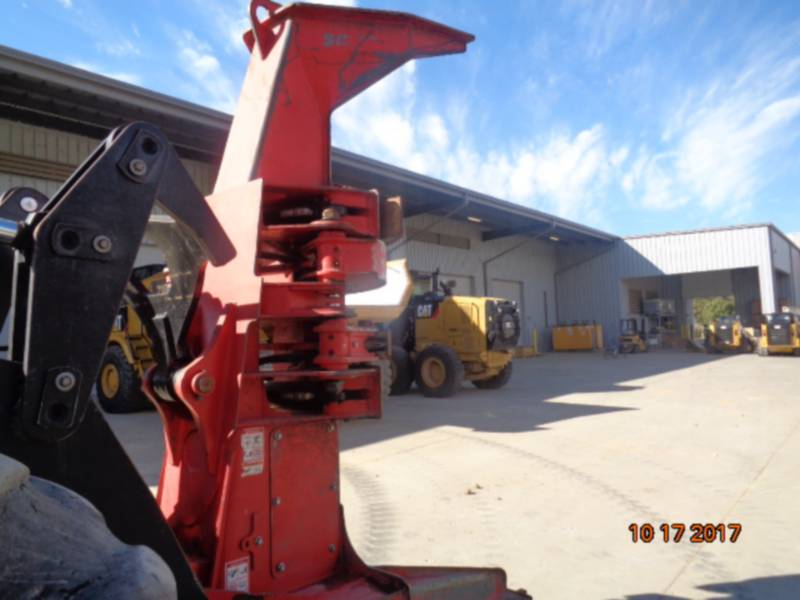 CATERPILLAR FORESTRY - FELLER BUNCHERS - WHEEL 563C equipment  photo 14