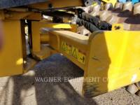 CATERPILLAR VIBRATORY SINGLE DRUM PAD CP34 equipment  photo 22