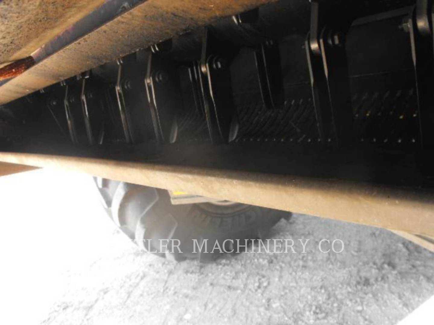 Detail photo of 2013 Massey Ferguson MF9540C from Construction Equipment Guide
