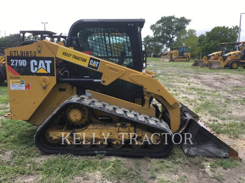 CATERPILLAR CARGADORES MULTITERRENO 279D equipment  photo 6