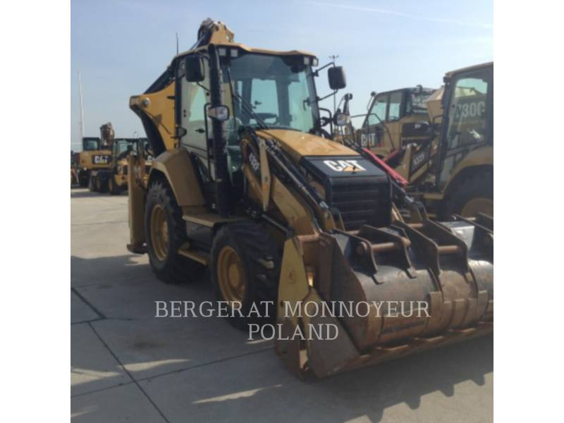 CATERPILLAR BACKHOE LOADERS 432F2 equipment  photo 4