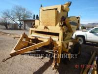 CATERPILLAR MACCHINE RACCOLTA DETRITI PAVIMENTAZIONE STRADALE WE-851B equipment  photo 1