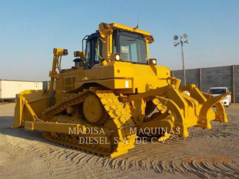 CATERPILLAR TRACTOREN OP RUPSBANDEN D6T equipment  photo 4