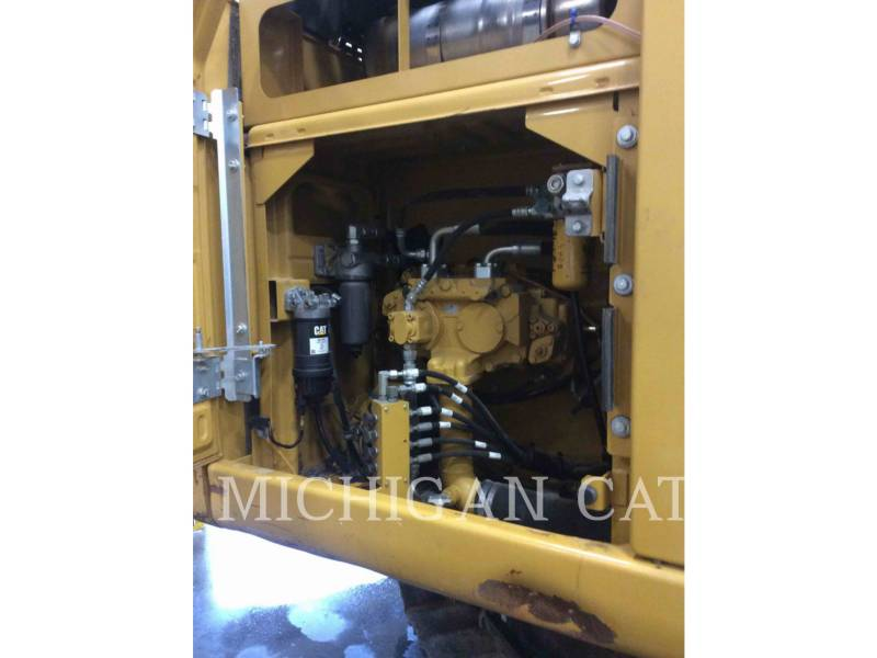 CATERPILLAR KETTEN-HYDRAULIKBAGGER 320EL equipment  photo 16