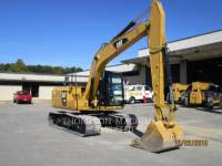 Equipment photo CATERPILLAR 313F GC PELLES SUR CHAINES 1
