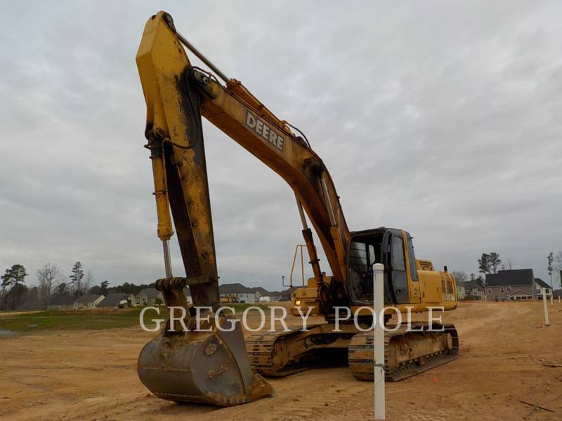JOHN DEERE EXCAVADORAS DE CADENAS 330C LC equipment  photo 1