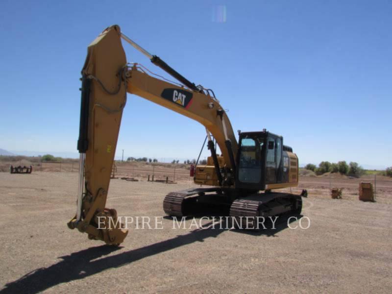 CATERPILLAR トラック油圧ショベル 326FL equipment  photo 4