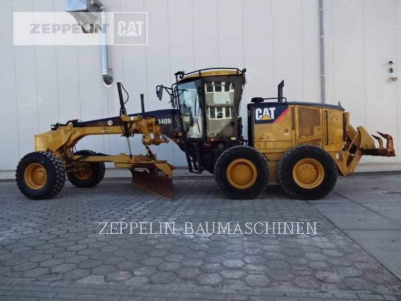 CATERPILLAR MOTONIVELADORAS 140M equipment  photo 1
